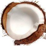 kokos-voda