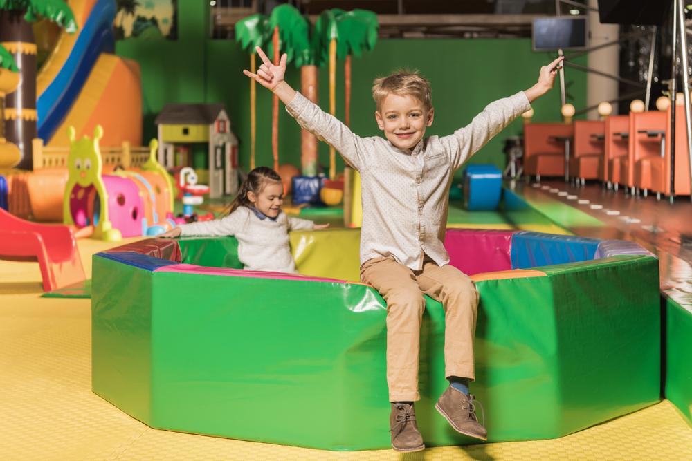 Aké sú najobľúbenejšie aktivity pre deti v zábavnom centre?