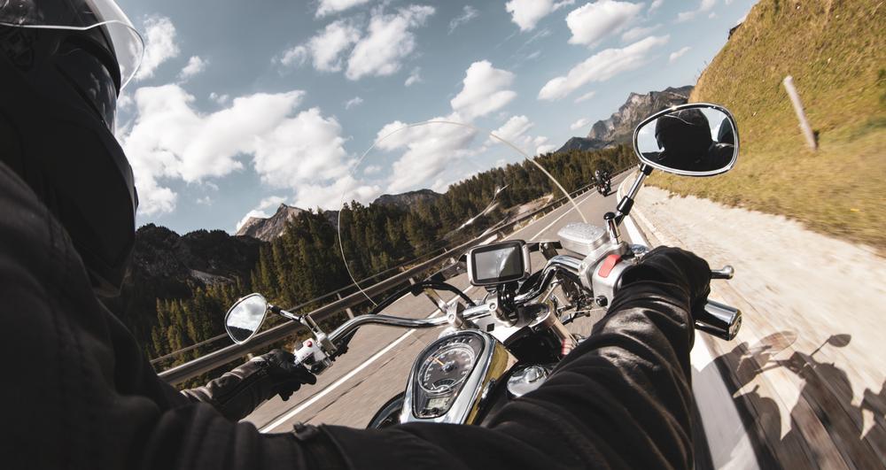 Motorkárske oblečenie nie je len na parádu